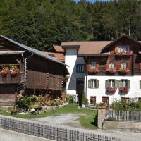 Casa Curgnun 21 Collenberg - Ferienwohnung 61m2 für max. 4 Pers.