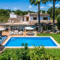 Holiday Home in Llubi Sleeps 6 with Pool Air Con and WiFi