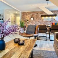 Schöne Ferienwohnungen teilweise mit Dachterrasse im Herzen von Itzehoe, hotel in Itzehoe