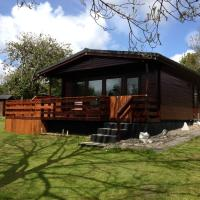 Bluebell Lodge 4 with Hot Tub, Newton Stewart