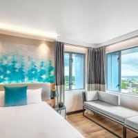 Tanoa Plaza Hotel, отель в Суве