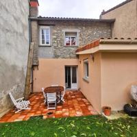 Maison 60 m2 avec jardin