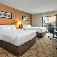 Comfort Inn Saskatoon, hotel near J G Diefenbaker Airport - YXE, Saskatoon
