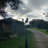 complejo rural el prado, отель в городе Логросан