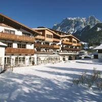 Hotel Tirolerhof****, hotel in Ehrwald
