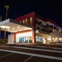 Sawari Hotel, hotel en San Carlos