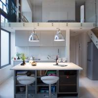 Liberal House - Loft Apartment for Business Travelers