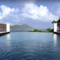 Peace Of Mind - Your St Thomas Escape-Private Ocean Front Views; Infinity Pool, hotel in St Thomas