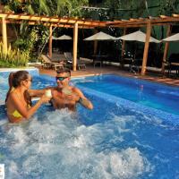 Hotel Maya Tulipanes Palenque, hotel en Palenque