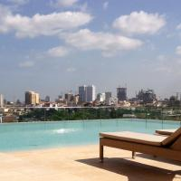 Hotel Alvalade, hotel near Quatro de Fevereiro International Airport - LAD, Luanda