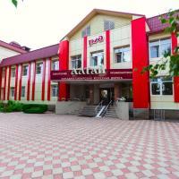 Санаторий Алтай, отель в городе Bazhovo