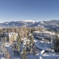 Waldhaus Flims Wellness Resort, Autograph Collection, отель во Флимсе