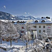 Hotel Neue Post, hotel in Zell am See