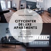 Leipzig Residenz City-Center Apartments