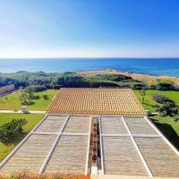 """Casa Vacanze """"Villa Ida"""", hotell i Punta Braccetto"""
