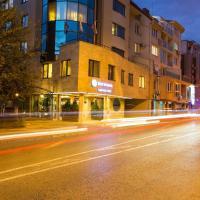 Best Western Lozenetz Hotel, отель в Софии