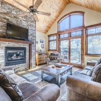 FREE Activities & Equipment Rentals Daily - Slopeside Luxury Villa #136 With Fantastic Ski Views