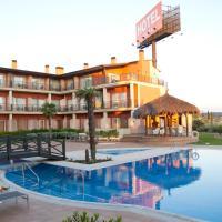 Hotel Isla de La Garena, hotel en Alcalá de Henares