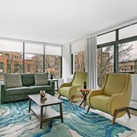 Bright Bold and Bespoke 1-Bedroom Abode in Oak Park