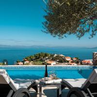 OLEA - Seaview Hillside Villa, hotel in Prigradica
