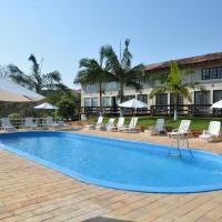 Morro do Sol Hotel & Eventos, hotel em Porto Belo
