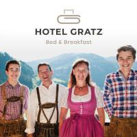 Hotel Gratz Großarl، فندق في غروسارل