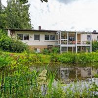 Alluring Holiday Home in Bad Zwesten with Garden, отель в городе Бад-Цвестен