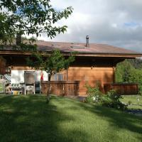 Cozy Apartment in Hasliberg with a Private Terrace, hotel in Hasliberg
