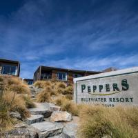 Peppers Bluewater Resort, hotel in Lake Tekapo