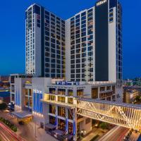Hilton Austin, hotel Austinban