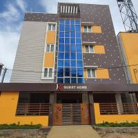 JR Guest Home, hotel near Coimbatore International Airport - CJB, Coimbatore