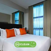 Aqueen Hotel Kitchener (SG Clean, Staycation Approved)