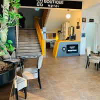 Boutique Hotel & Event Center