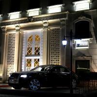 Vego Hotel, отель в Гяндже