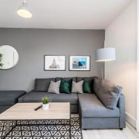 Cosy and Modern 1 Bed Central Apartment Sleeps 5