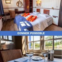 Boat Hotel De Barge, hotel u Brižu