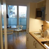 München-Riem my room Apartment an der Messe