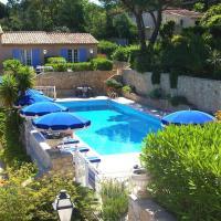 Hôtel Jas Neuf, hotel in Sainte-Maxime