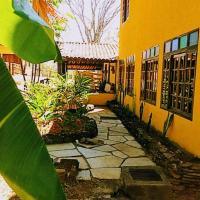 Pousada Aroeiras Café Bar, hotel em Pirenópolis