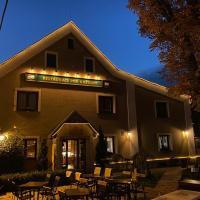 Hotel & Restaurant Pod Kaštany, отель в Крупке