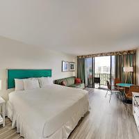 Aqua Palms Waikiki - Inviting Studio - Walk to Beach Hotel Room