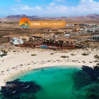 Coral Cotillo Beach