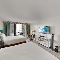 Aqua Palms Waikiki - Skyline, Ocean Views - Near Beach condo