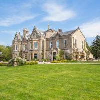 Clachan of Campsie Chateau Sleeps 25 WiFi, hotel in Clachan