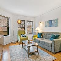 Modernized 1BR Apt Nestled in Vibrant North Center