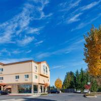 Best Western Plus Battleground Inn & Suites, hotel in Battle Ground