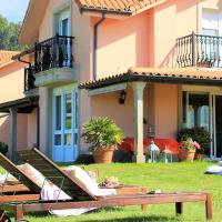 A Coruna Villa Sleeps 10 with Pool