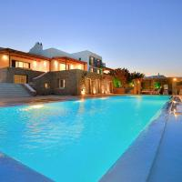 Paraga Villa Sleeps 20 with Pool and Air Con, hotel in Paraga
