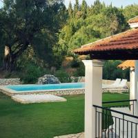 Welcoming Villa near Sea in Afionas