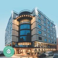 غولدن توليب أديس أبابا، فندق في أديس أبابا